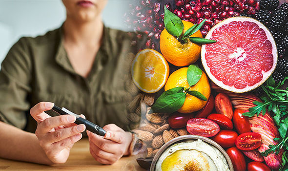 Diabetes and diet